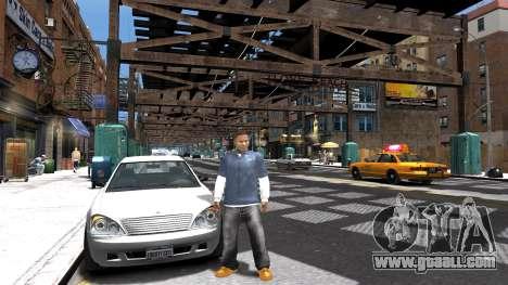 Franklin of GTA 5 for GTA 4 third screenshot