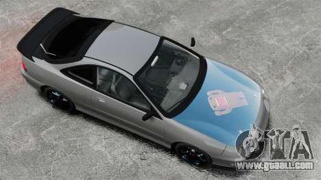 Acura Integra Type-R Domo Kun for GTA 4 right view