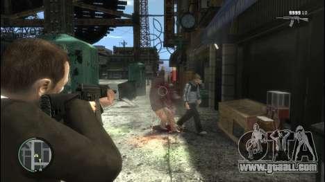 Sayga 12 for GTA 4 third screenshot