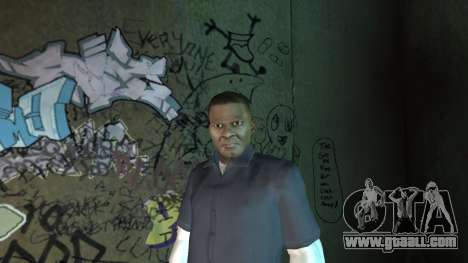 Franklin of GTA 5 for GTA 4 second screenshot