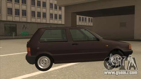 Yugo Uno 45 R 1994 for GTA San Andreas back left view
