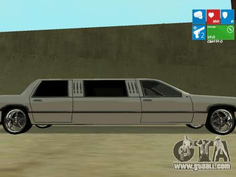 New Stretch for GTA San Andreas