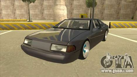 Fortune Drift for GTA San Andreas