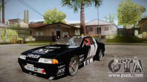 Elegy Touge Tune for GTA San Andreas