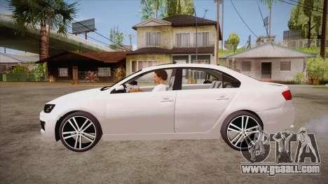 VW Jetta GLI 2013 for GTA San Andreas left view