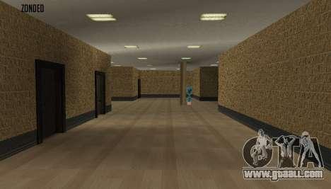 Retekstur the Interior of City Hall for GTA San Andreas second screenshot
