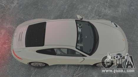 Porsche 911 Carrera S 2012 v2.0 for GTA 4 right view