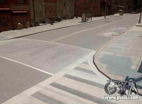 New Roads for GTA 4