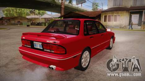Mitsubishi Galant VR-4 (E39A) 1987 HQLM for GTA San Andreas right view
