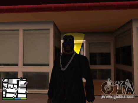 System robberies v1.0 for GTA San Andreas second screenshot