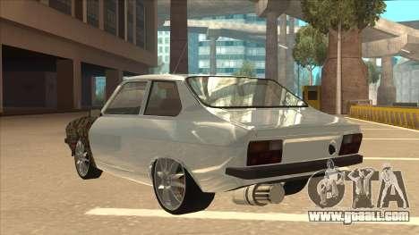Dacia 1310 Sport Tuning for GTA San Andreas back view