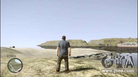 Franklin of GTA 5 for GTA 4 eighth screenshot