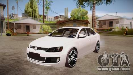 VW Jetta GLI 2013 for GTA San Andreas