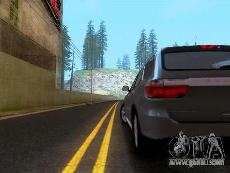 Dodge Durango Citadel 2013 for GTA San Andreas right view