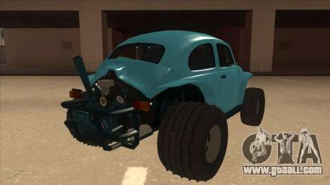 Volkswagen Baja Buggy 1963 for GTA San Andreas right view