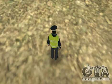 Skin The Employee DPS for GTA San Andreas forth screenshot