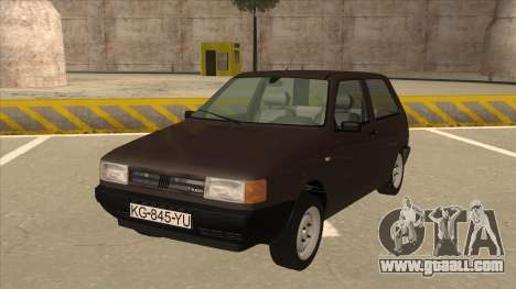 Yugo Uno 45 R 1994 for GTA San Andreas