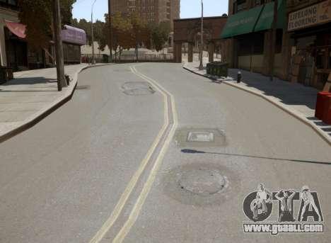 New Roads for GTA 4 fifth screenshot