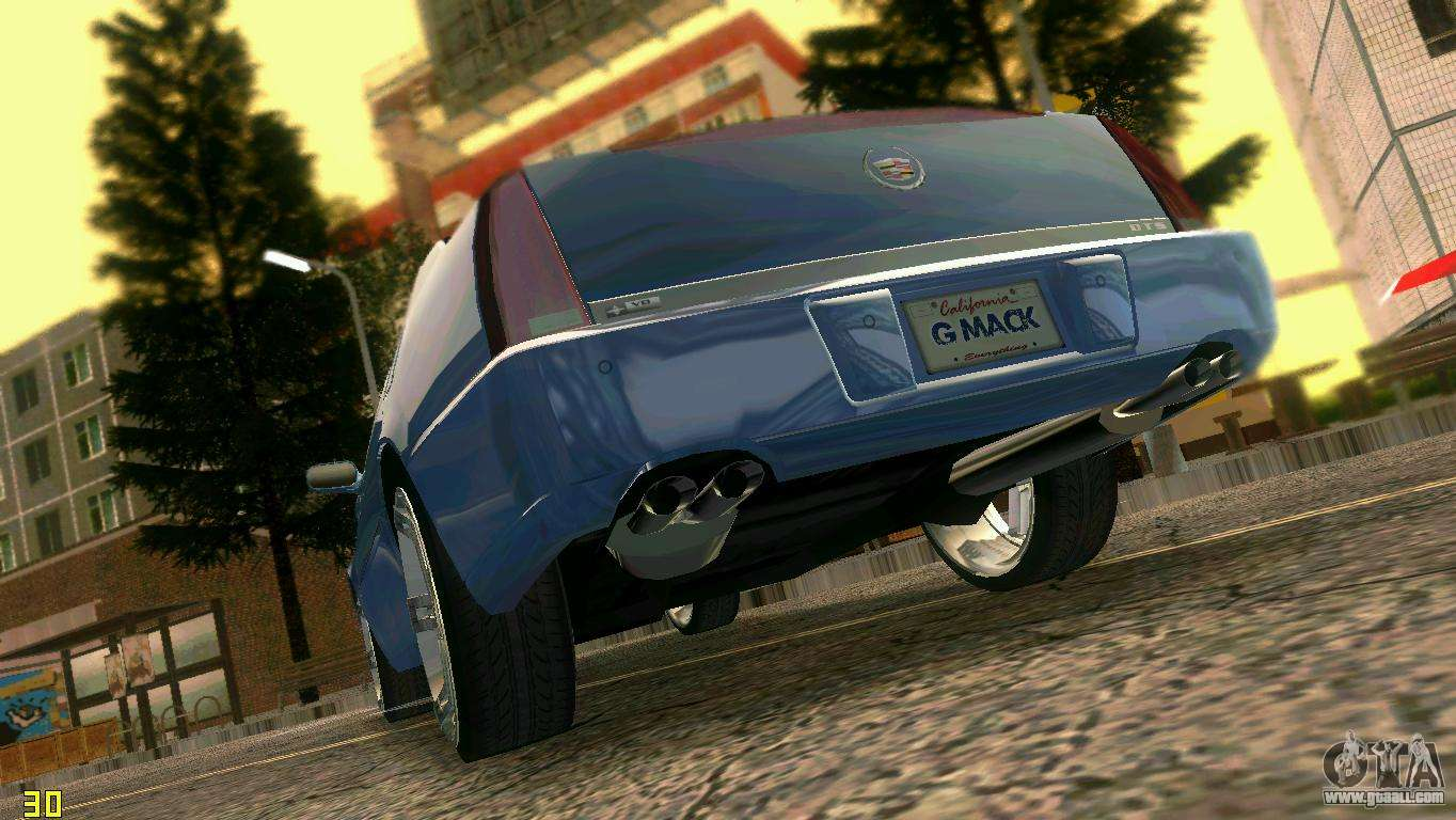 Fiat Of Glendale >> Caddy DTS DUB for GTA Vice City