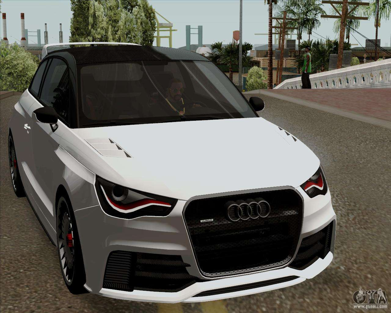 audi a1 clubsport quattro for gta san andreas. Black Bedroom Furniture Sets. Home Design Ideas