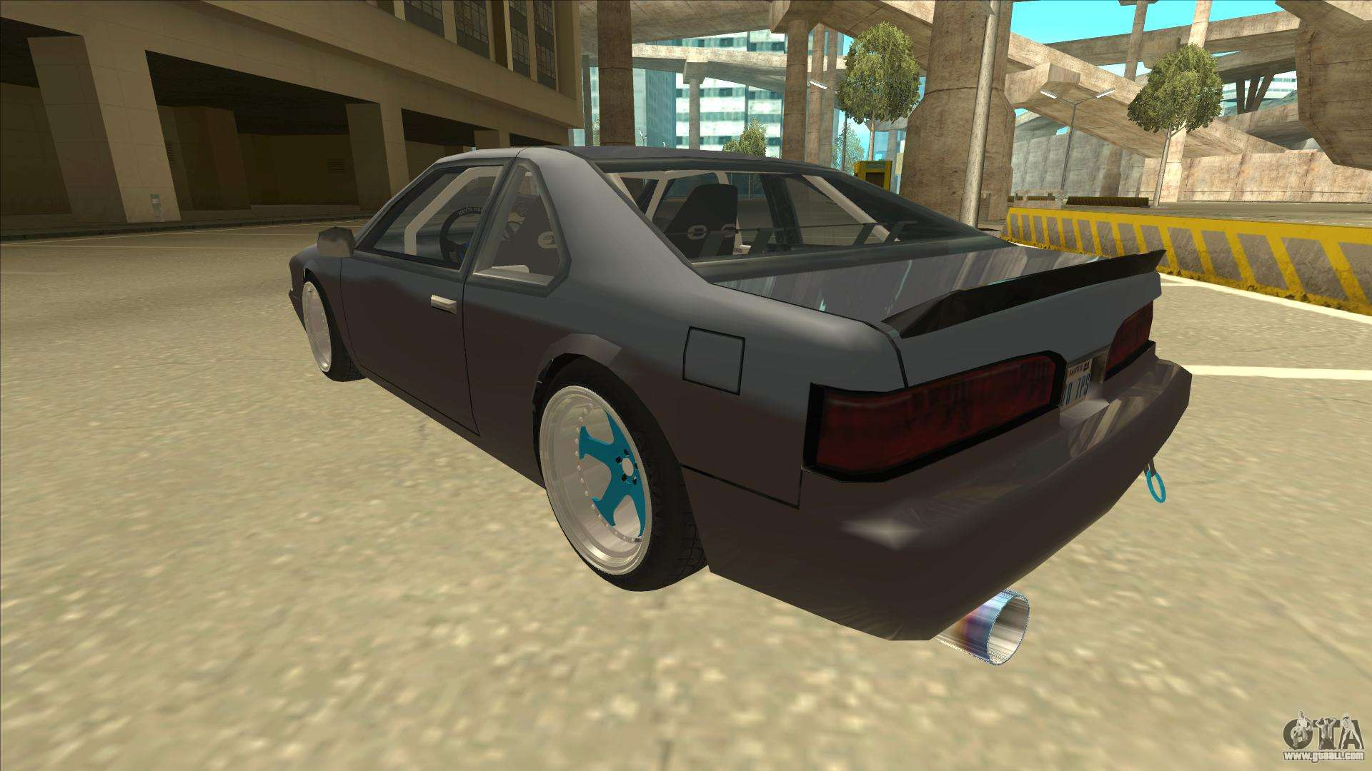 Fortune Drift for GTA San Andreas