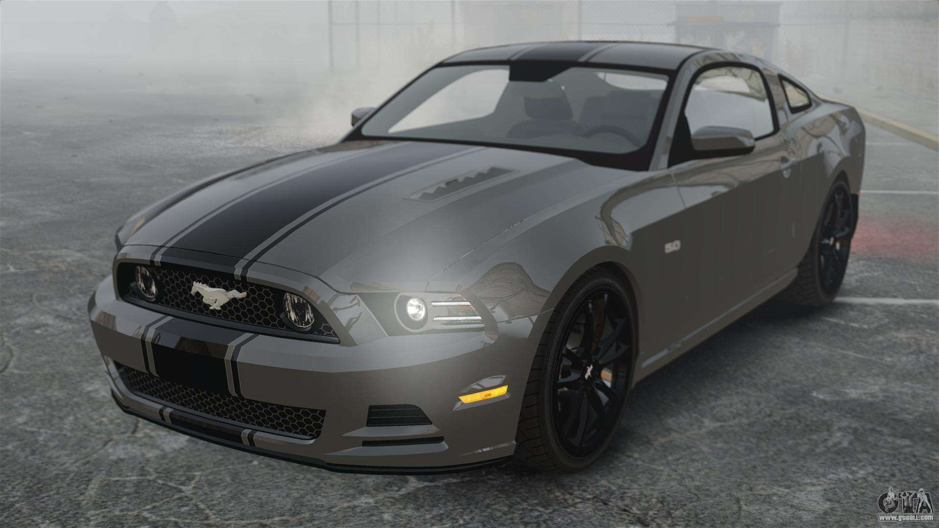 Ford Mustang Gt 2013 For Gta 4