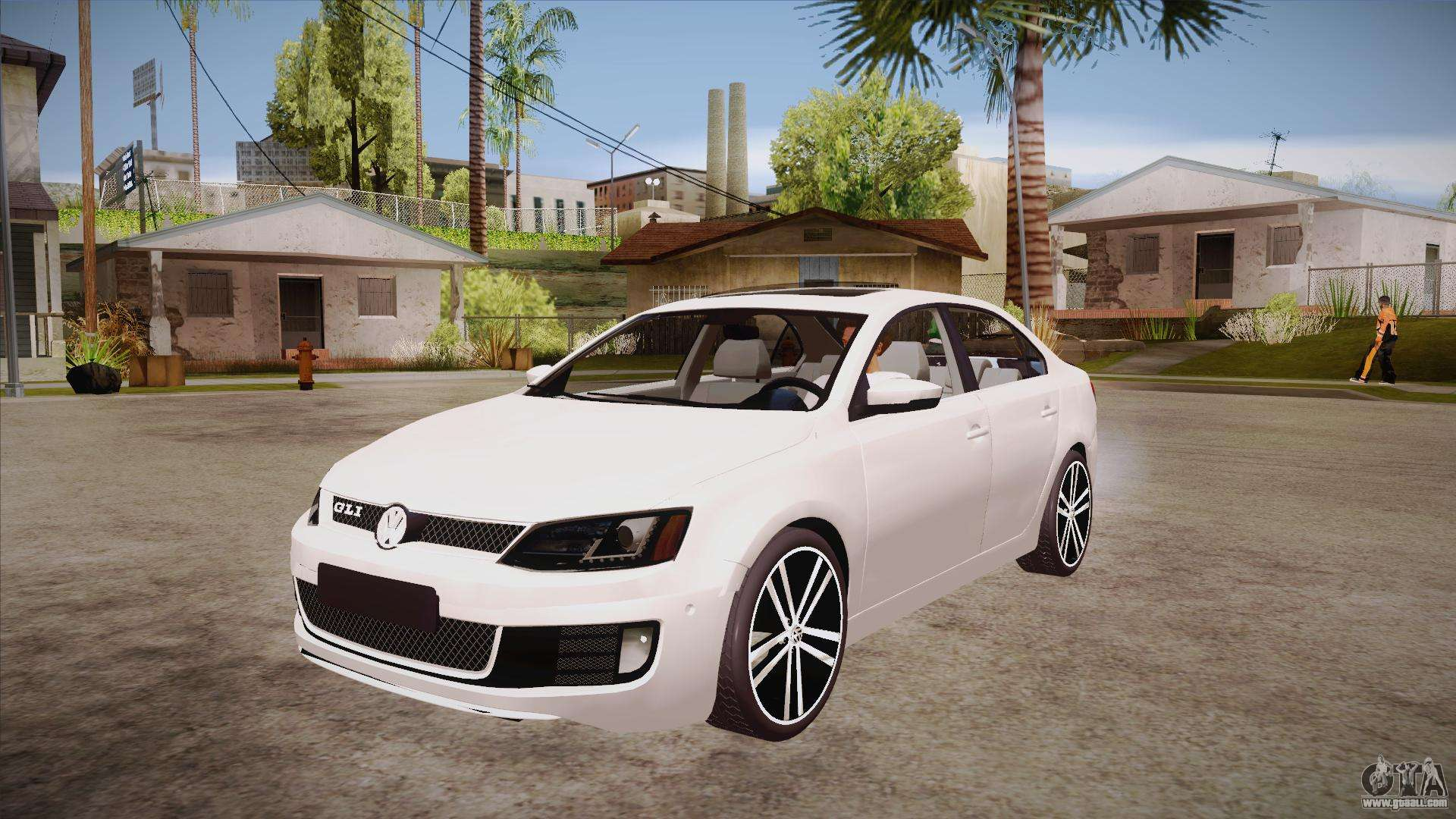 vw jetta gli 2013 for gta san andreas. Black Bedroom Furniture Sets. Home Design Ideas