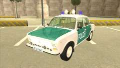 VAZ 21011 DDR police for GTA San Andreas