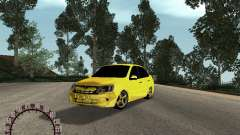 VAZ 2190 sedan for GTA San Andreas