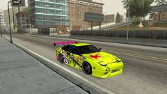 Nissan 240sx Drift for GTA San Andreas