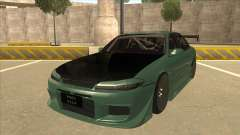 Proton Wira with s15 front end for GTA San Andreas