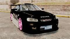 Nissan Skyline R34 for GTA 4
