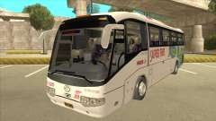 Higer KLQ6129QE - Super Five Transport S 025 for GTA San Andreas