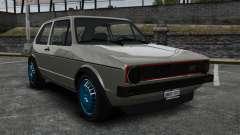 Volkswagen Golf MK1 GTI Update v2 for GTA 4