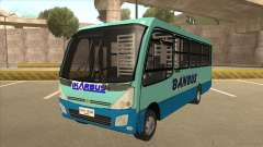 BANBUS Bus Srb. for GTA San Andreas