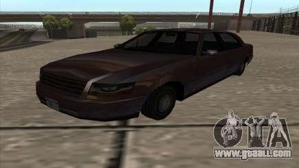 Washington of GTA 5 for GTA San Andreas