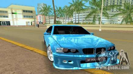 BMW M3 E46 Hamann for GTA Vice City