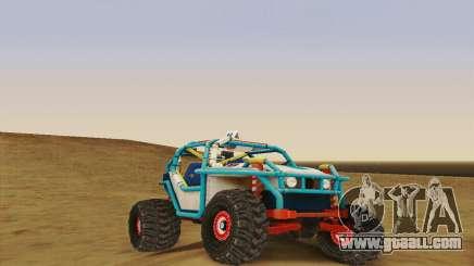 UAZ Cadet for GTA San Andreas