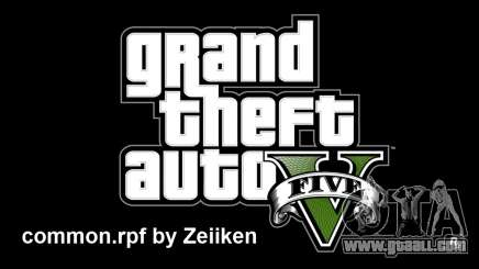 GTA 5 Mods v1 By ZeiiKeN for GTA 5