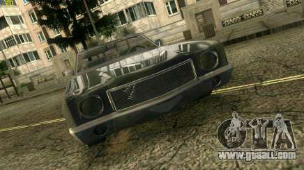 Chevy Monte Carlo for GTA Vice City