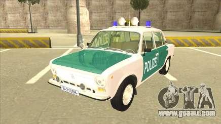 VAZ 21011 DDR police for GTA San Andreas
