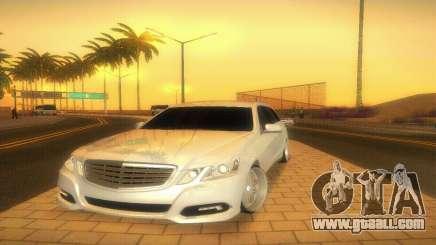 Mercedes-Benz E350 Wagon for GTA San Andreas