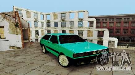 VW Parati GLS 1988 for GTA San Andreas