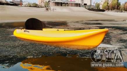 Canoeing for GTA 4