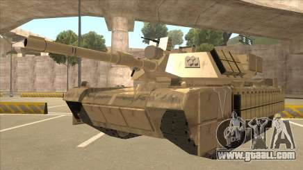 M69A2 Rhino Desierto for GTA San Andreas