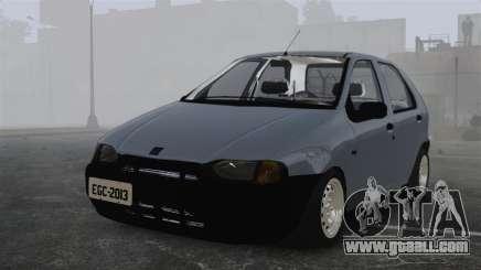 Fiat Palio EDX 1997 for GTA 4