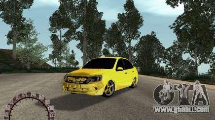 VAZ 2190 for GTA San Andreas