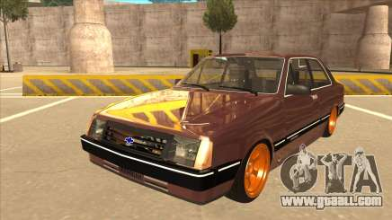 Chevrolet Chevette SLE 88 for GTA San Andreas