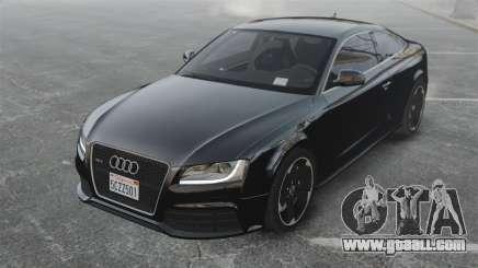Audi RS5 2011 v2.0 for GTA 4