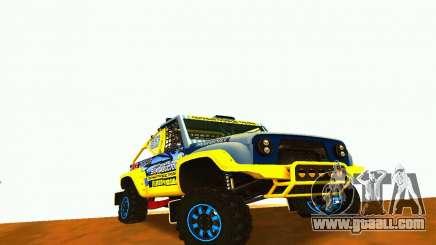 UAZ 31514 Rally for GTA San Andreas